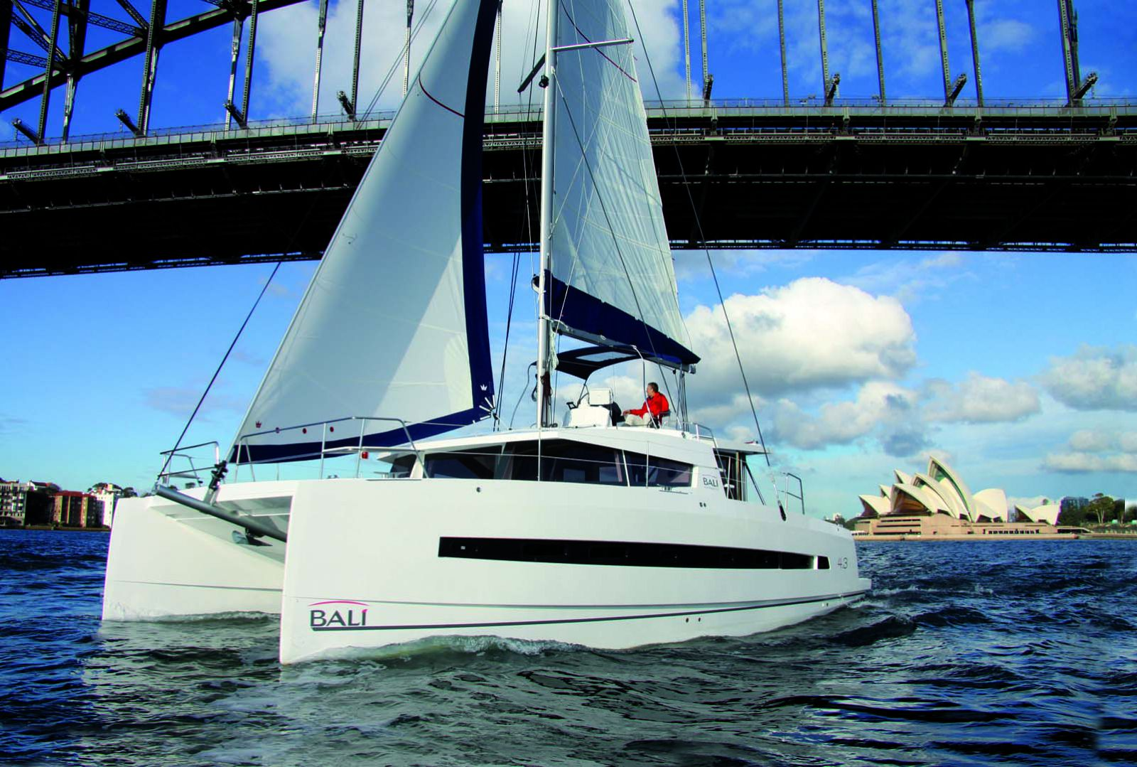 Bali 4.3 Sailing Catamaran For Sale