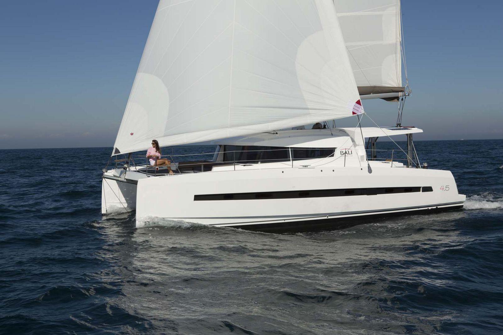 Bali 4.5 Sailing Catamaran For Sale