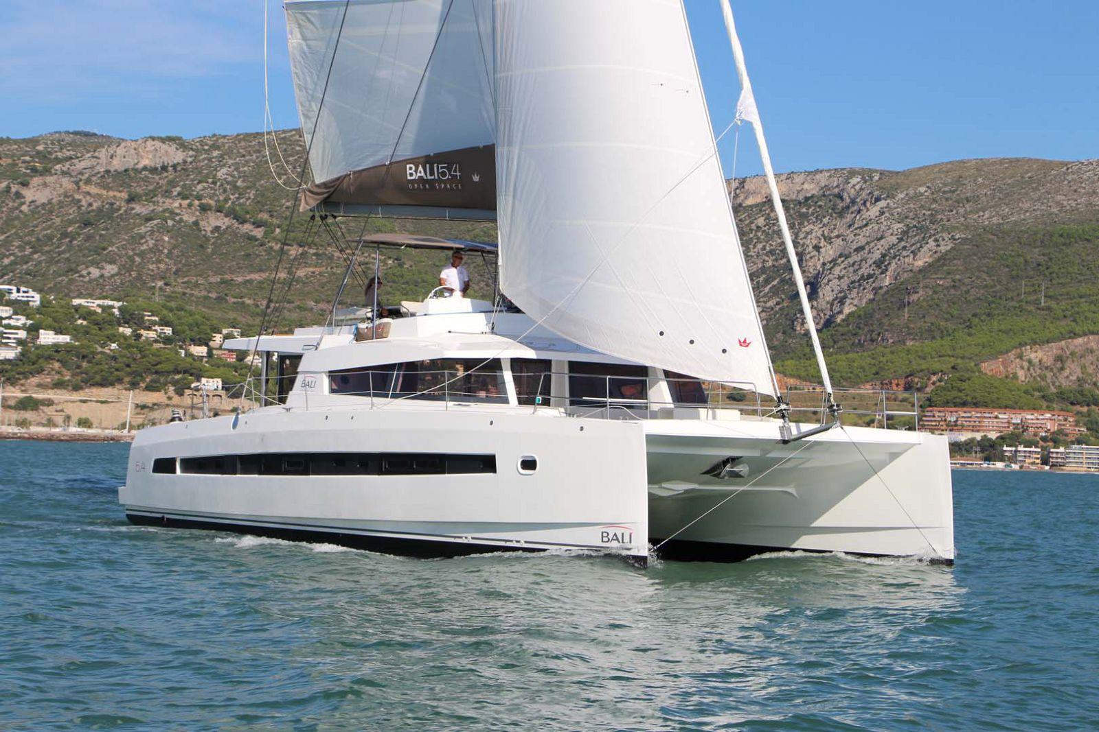 Bali 5.4 Sailing Catamaran for sale