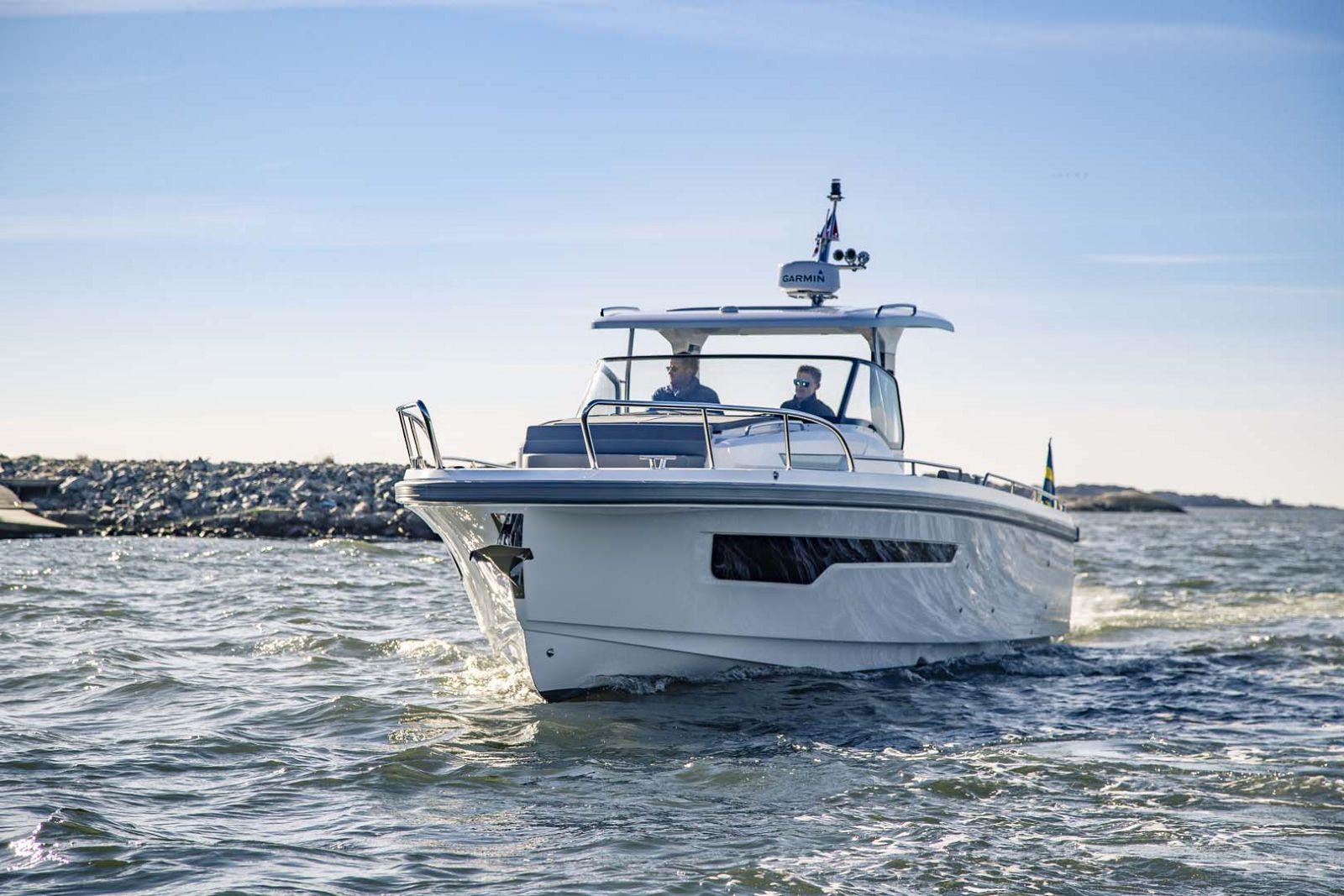 Nimbus Tender boat