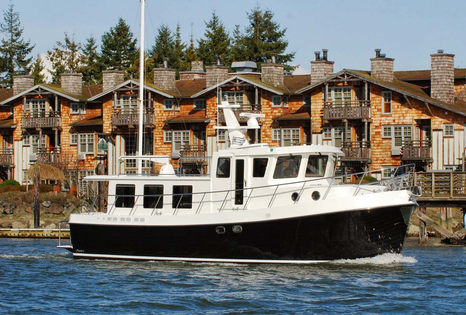 American Tug 485 Boat For Sale
