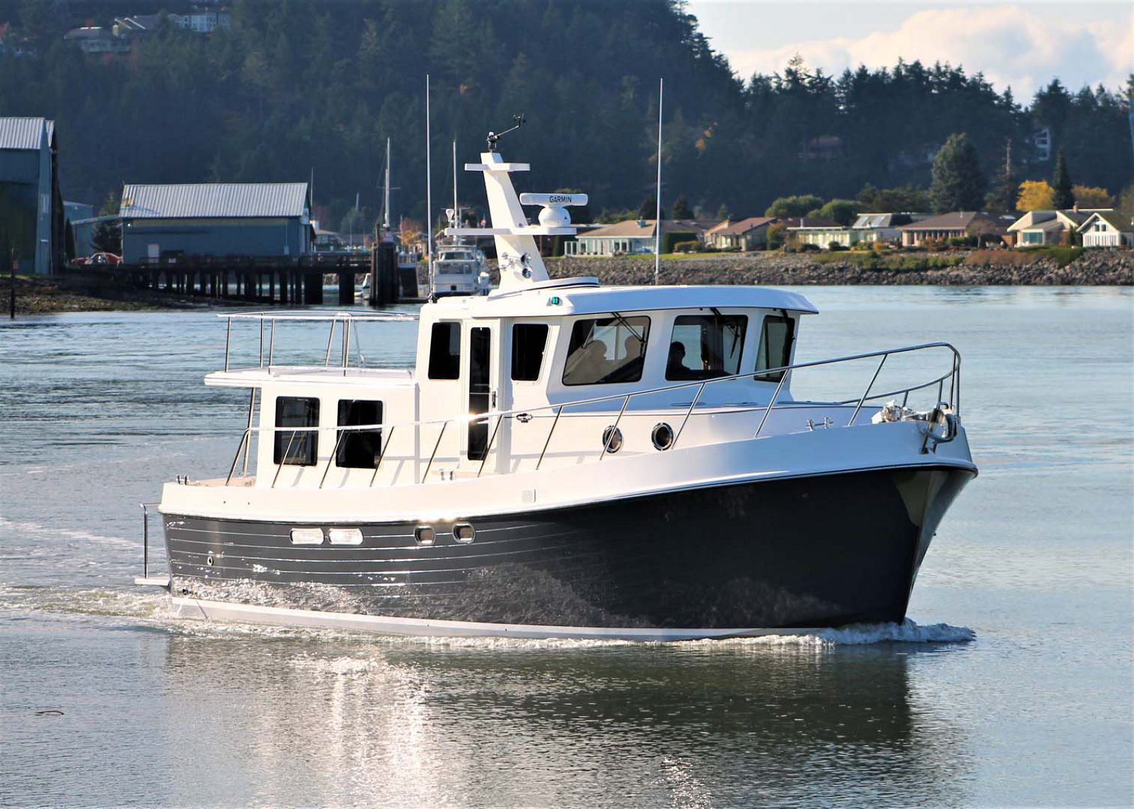 American Tug 435 boat for sale