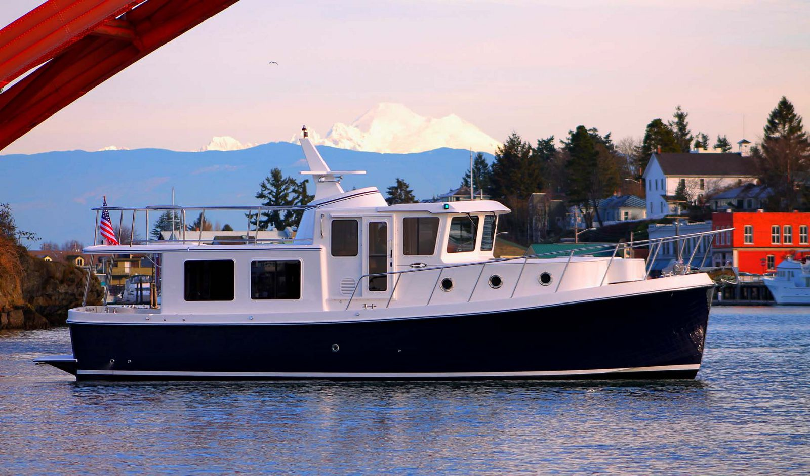 American Tug 395 boat for sale
