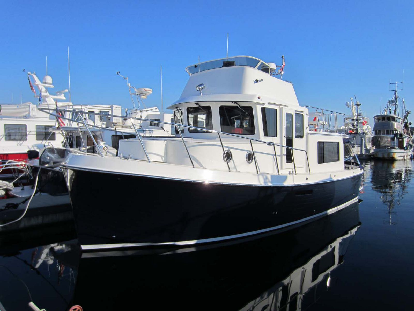 american tug 365 boat for sale