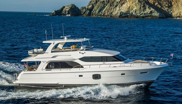 Hampton 650 Yacht for sale