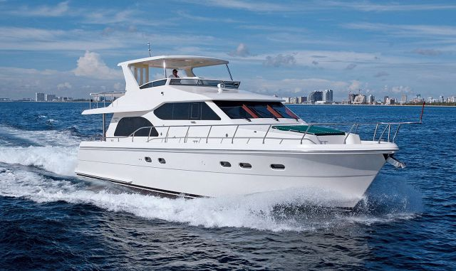 Hampton 590 Motor Yacht for sale