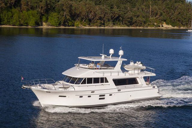Hampton Endurance 658 yacht for sale