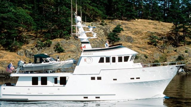 Northern Marine 80 Tri-Deck Yacht For Sale