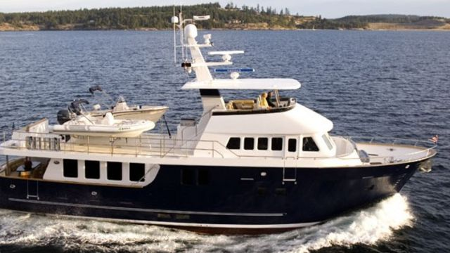 Northern Marine 80 Raised Pilothouse Yacht