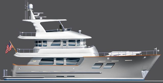 northern marine 70 yacht for sale