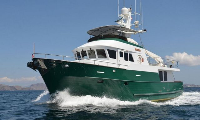 Northern Marine 64 Raised Pilothouse