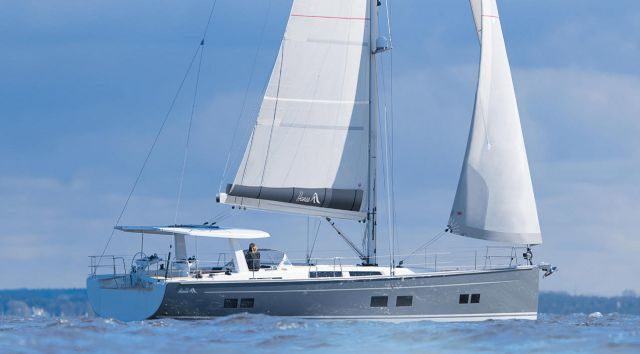 Hanse 588 Sailing Yacht Profile