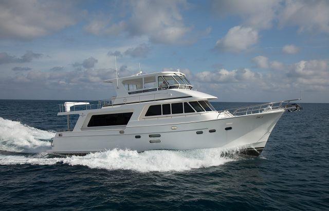 Endurance 600 Yacht - Profile