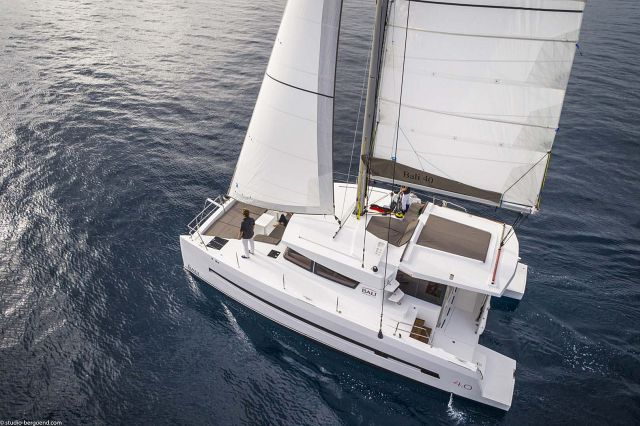Bali 4.0 sailing catamaran for sale
