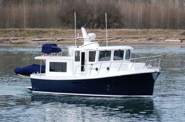 American Tug 365 profile