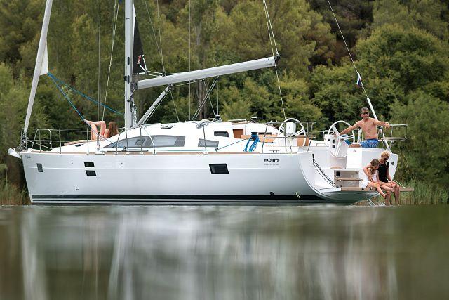 Elan Yachts Impression 45.1 Profile